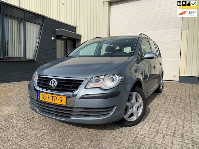 Volkswagen Touran 1.9 TDI Optive VOL DEALER ONDERHOUD CLIMA NAP NAVI