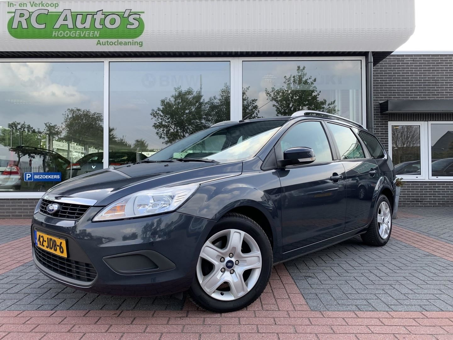 Ford Focus Wagon occasion - RC Auto's Hoogeveen