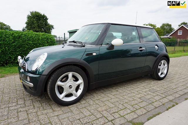 Mini Mini 1.6 Cooper Pepper N.A.P.