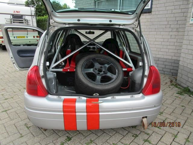 Renault Clio 2.0-16V RS Trackday/Race auto super snel