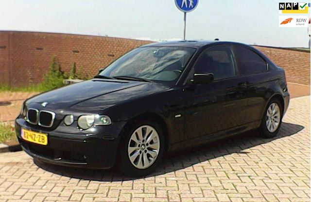 BMW 3-serie Compact occasion - R.v.G. Auto