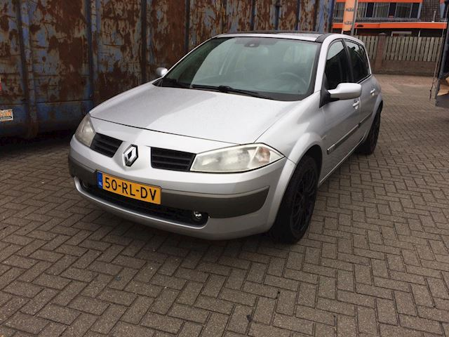 Renault Mégane 2.0-16V T Privilge Luxe