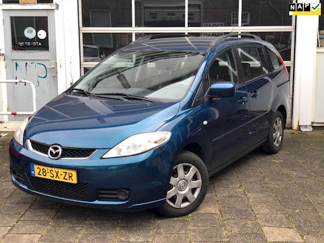 Mazda 5 2.0 Touring (bj 2006) 7 Persoons