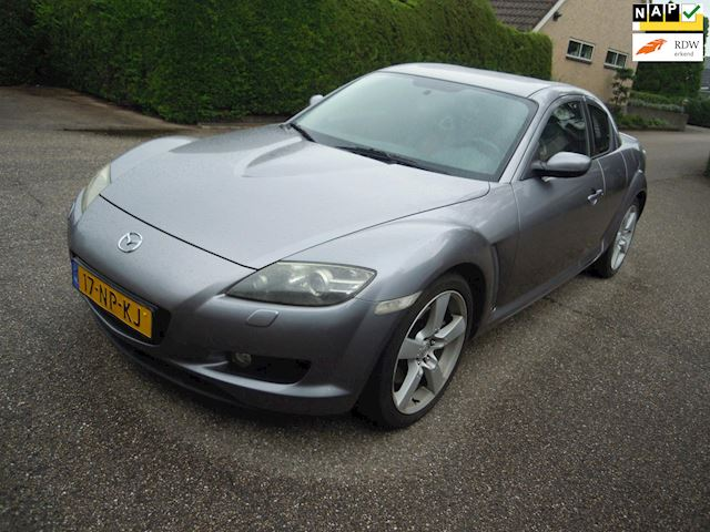 Mazda RX-8 1.3 Renesis HP