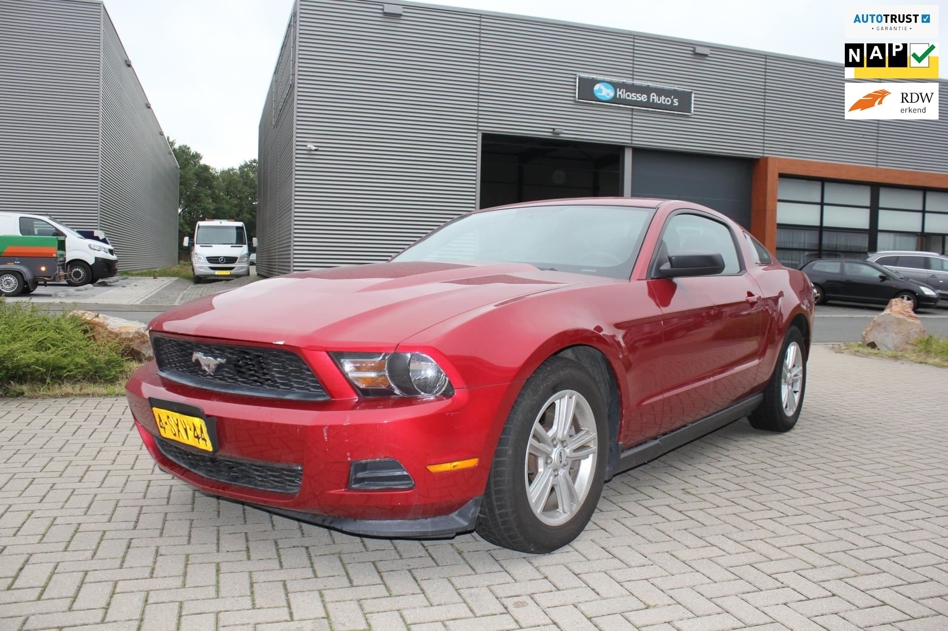 Ford Mustang GT occasion - Klasse Auto's B.V.
