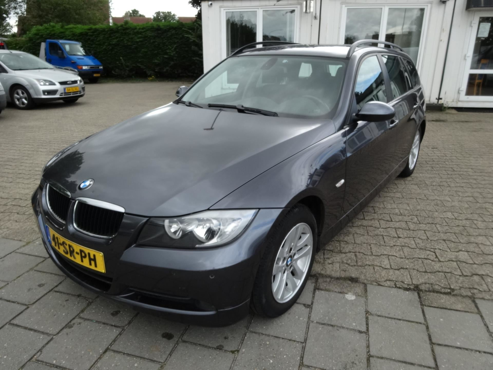 BMW 3-serie Touring occasion - Handelsonderneming M.A.C.