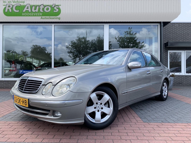 Mercedes-Benz E-klasse occasion - RC Auto's Hoogeveen