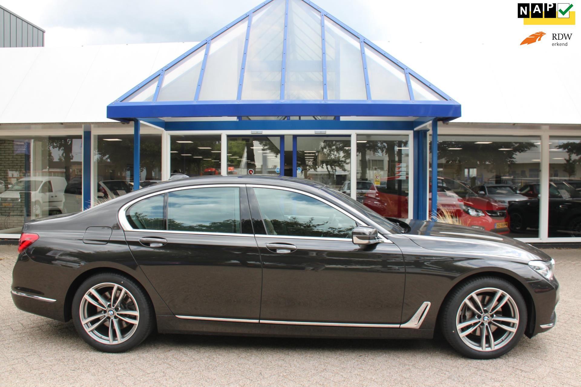 BMW 7-serie occasion - HDA Wijchen B.V.