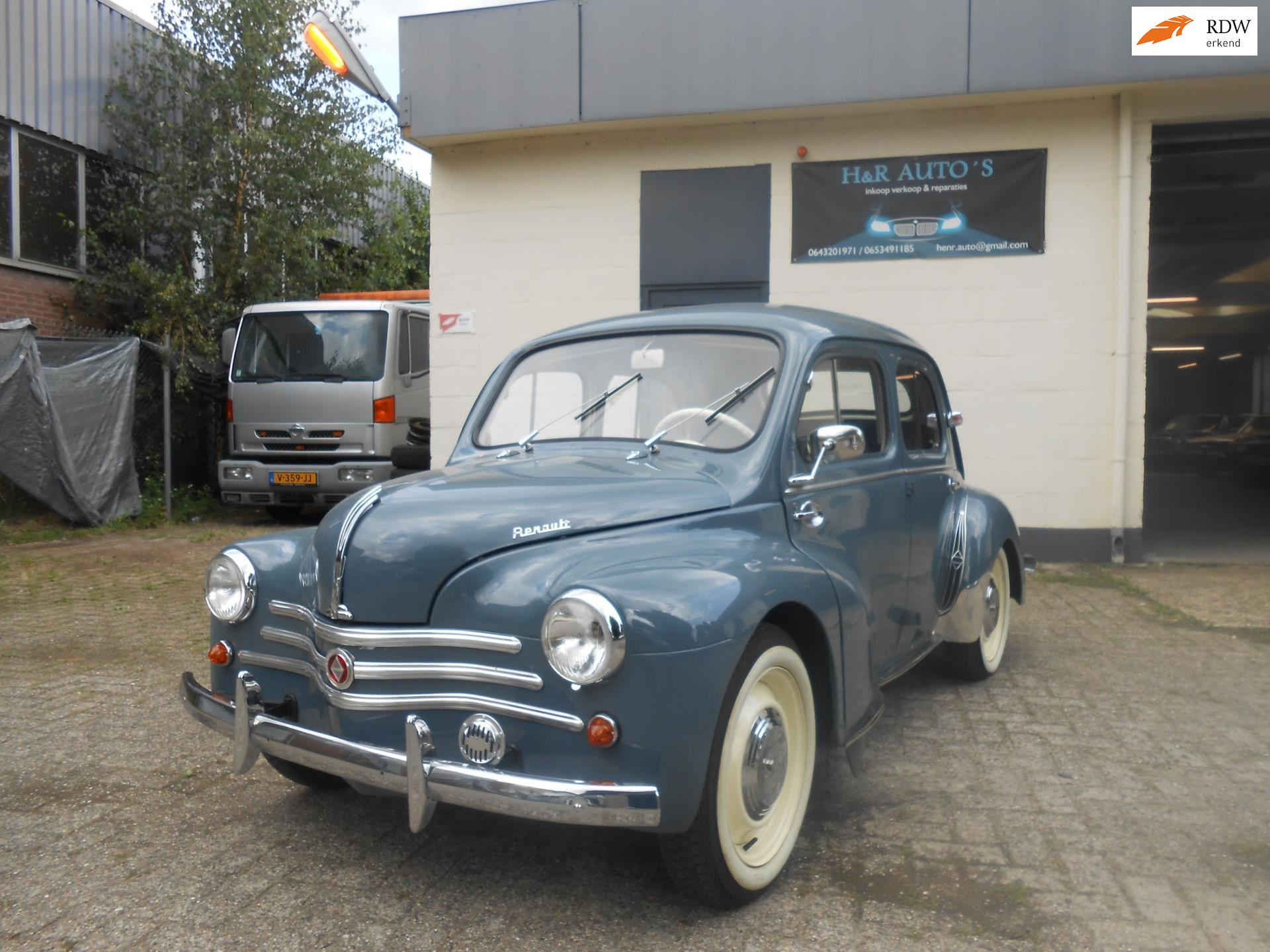 Renault CV 4 occasion - H&R Auto's