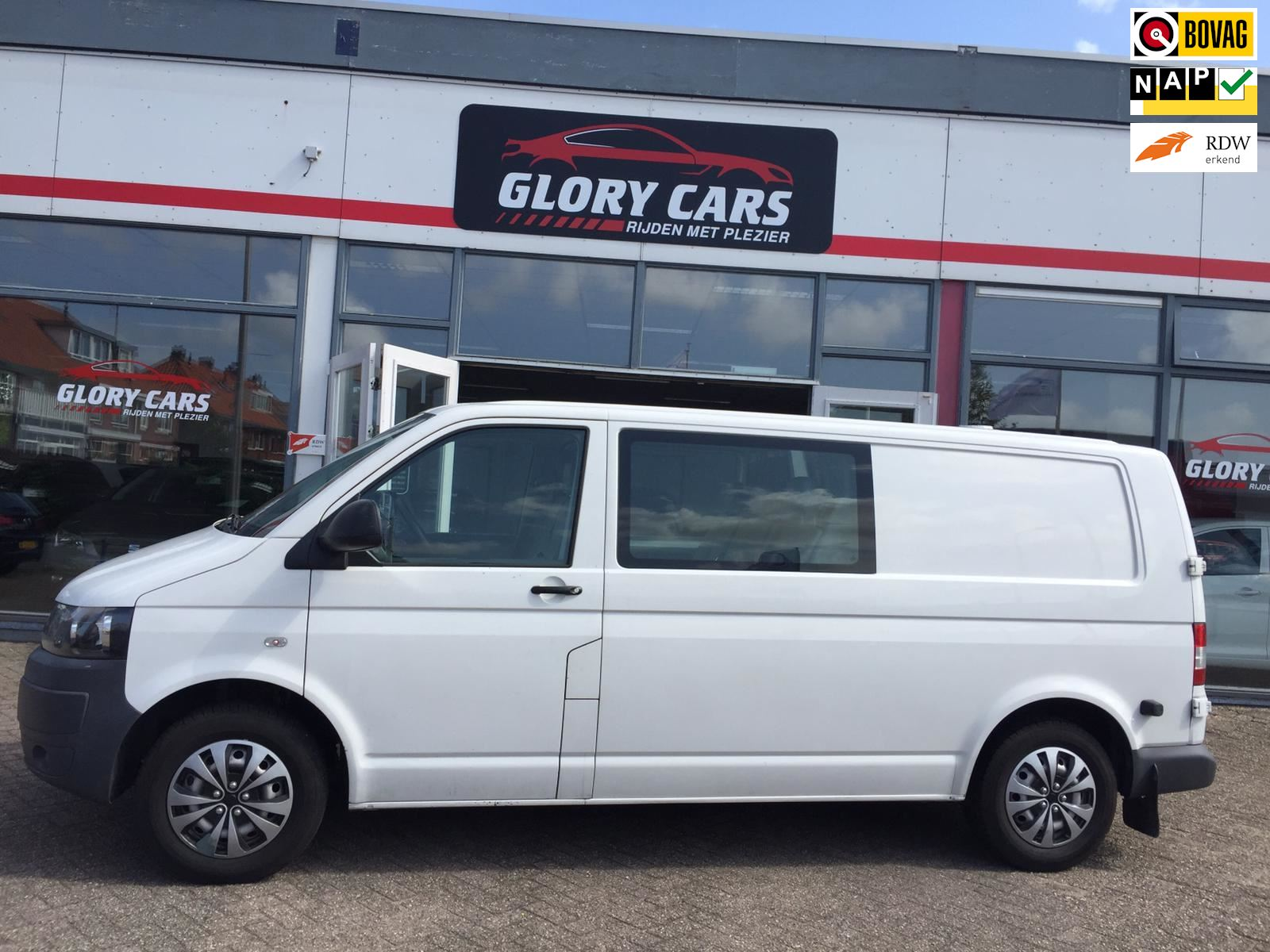 Volkswagen Transporter occasion - Glory Cars