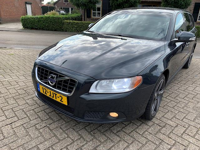 Volvo V70 2.4D Limited Edition