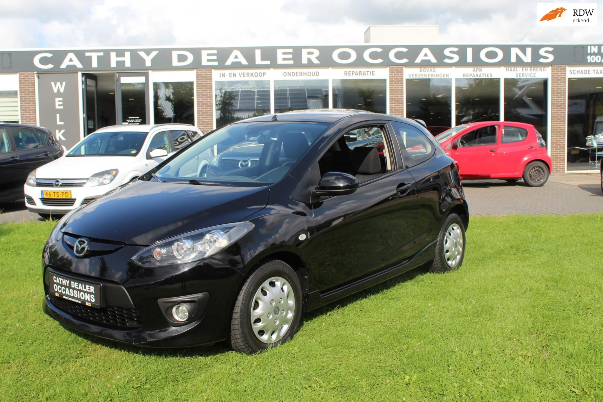 Mazda 2 occasion - Cathy Dealer Occasions