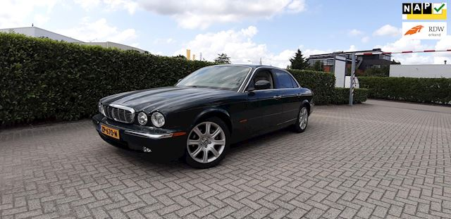 Jaguar XJ 3.5 V8 Executive 157000km Leder Youngtimer Inclusief BTW Prachtstaat