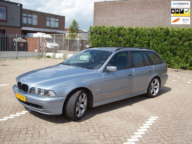 BMW 5-serie Touring 525i Lifestyle Edition