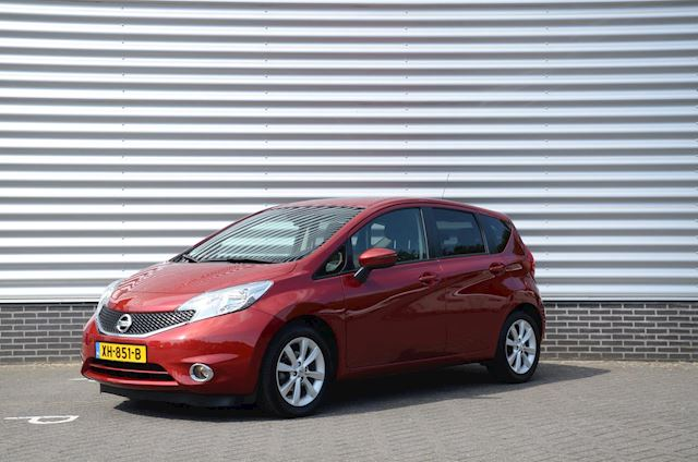 Nissan Note 1.2 DIG-S Connect Edition Automaat, Navi, Airco