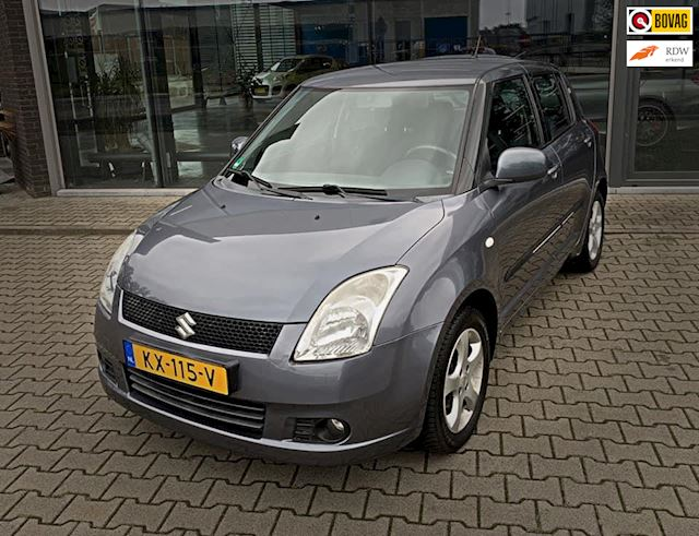 Suzuki Swift 1.3 4Grip Exclusive