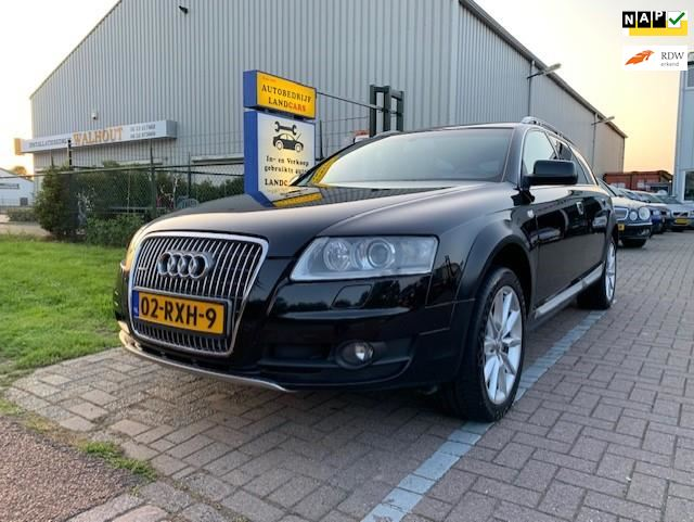 Audi A6 Allroad occasion - Land Cars Middelburg