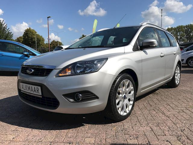 Ford Focus Wagon occasion - Autoverkoop Alkmaar