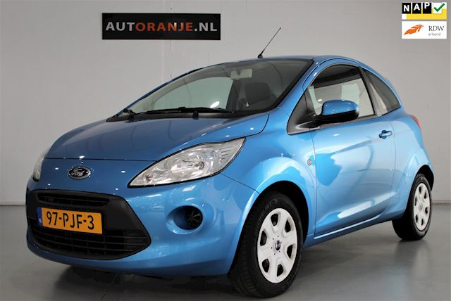 Ford Ka 1.2 Comfort start/stop Airco, NAP, APK, Nette Staat!!
