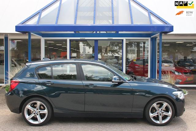 BMW 1-serie 120d High Executive