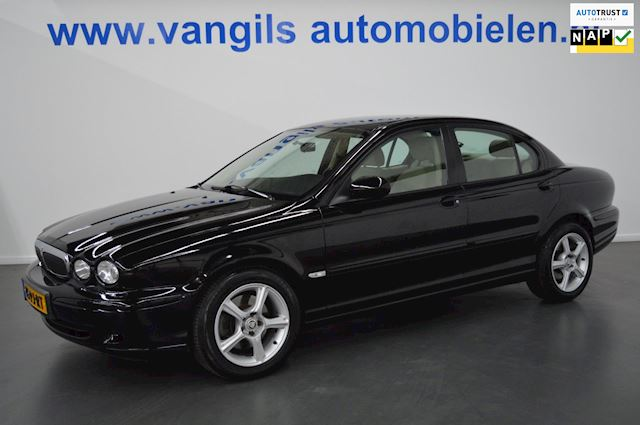 Jaguar X-type 2.0 V6 Business Edition