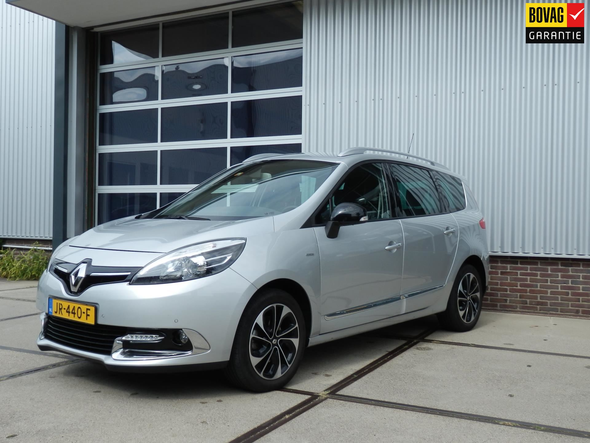 Renault Grand Scénic occasion - Auto Wagner