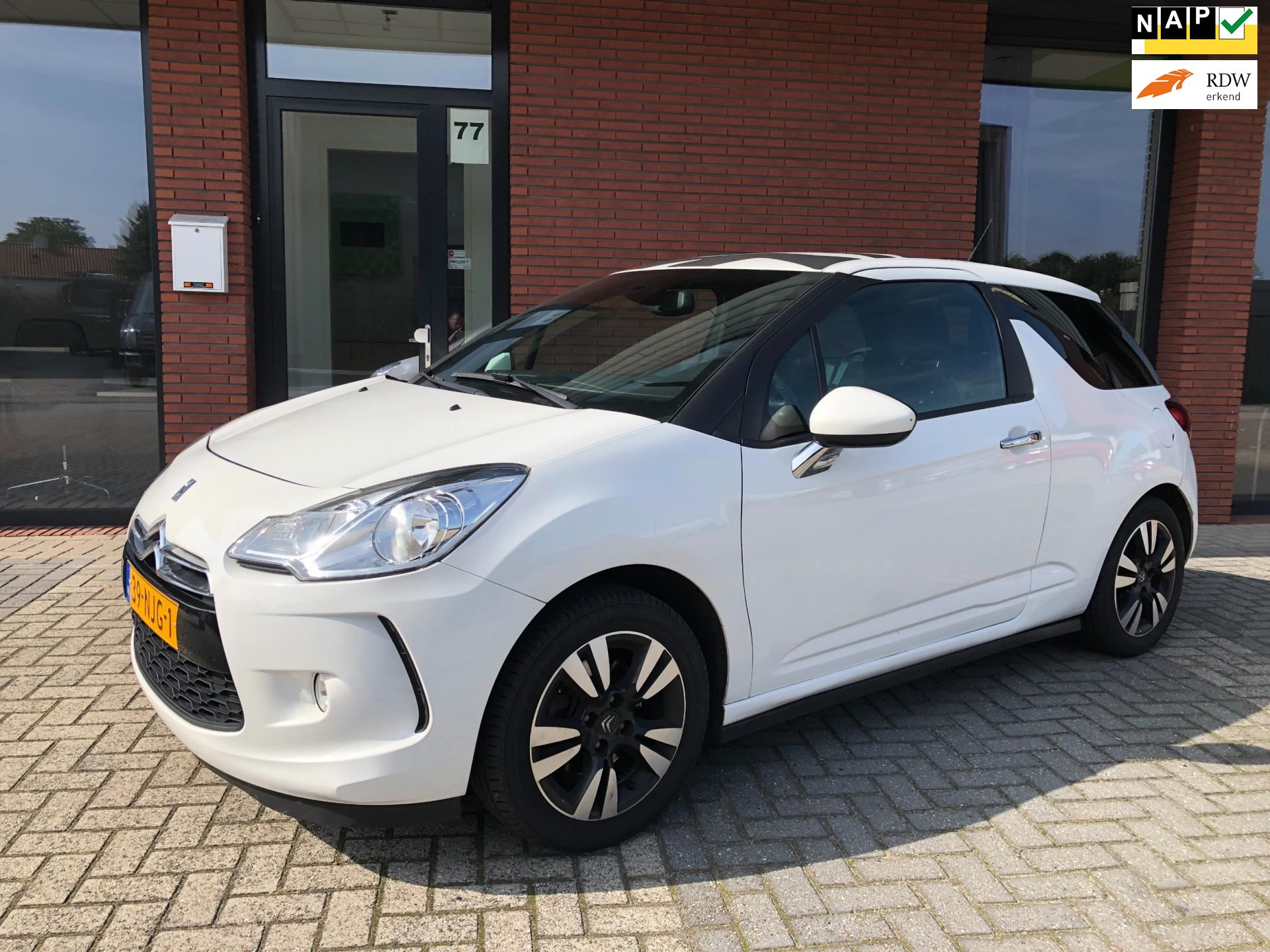Citroen DS3 occasion - MC Auto