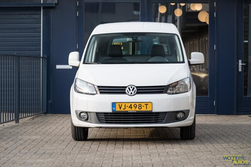 Volkswagen Caddy occasion - Wolters Auto's