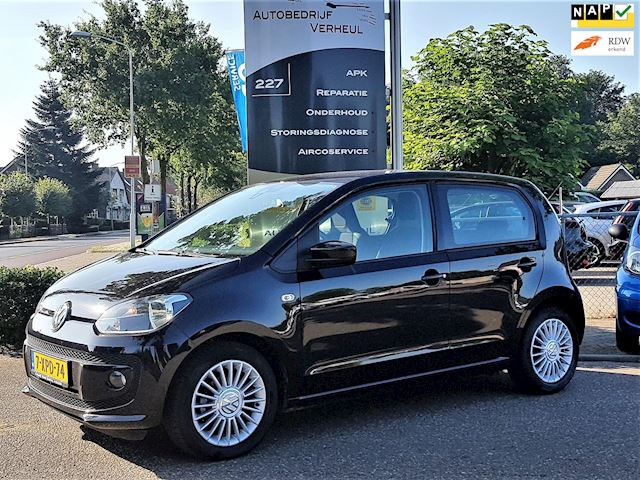 Volkswagen Up! 1.0 high up! BlueMotion 5 Drs Navi Cruise Airco Nap Boekjes