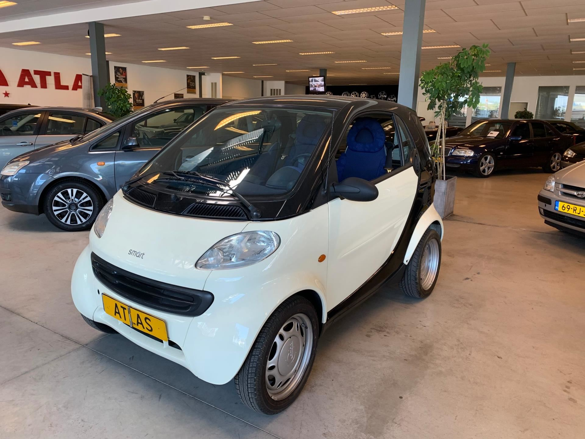 Smart City-coupé occasion - Atlas Garagebedrijf