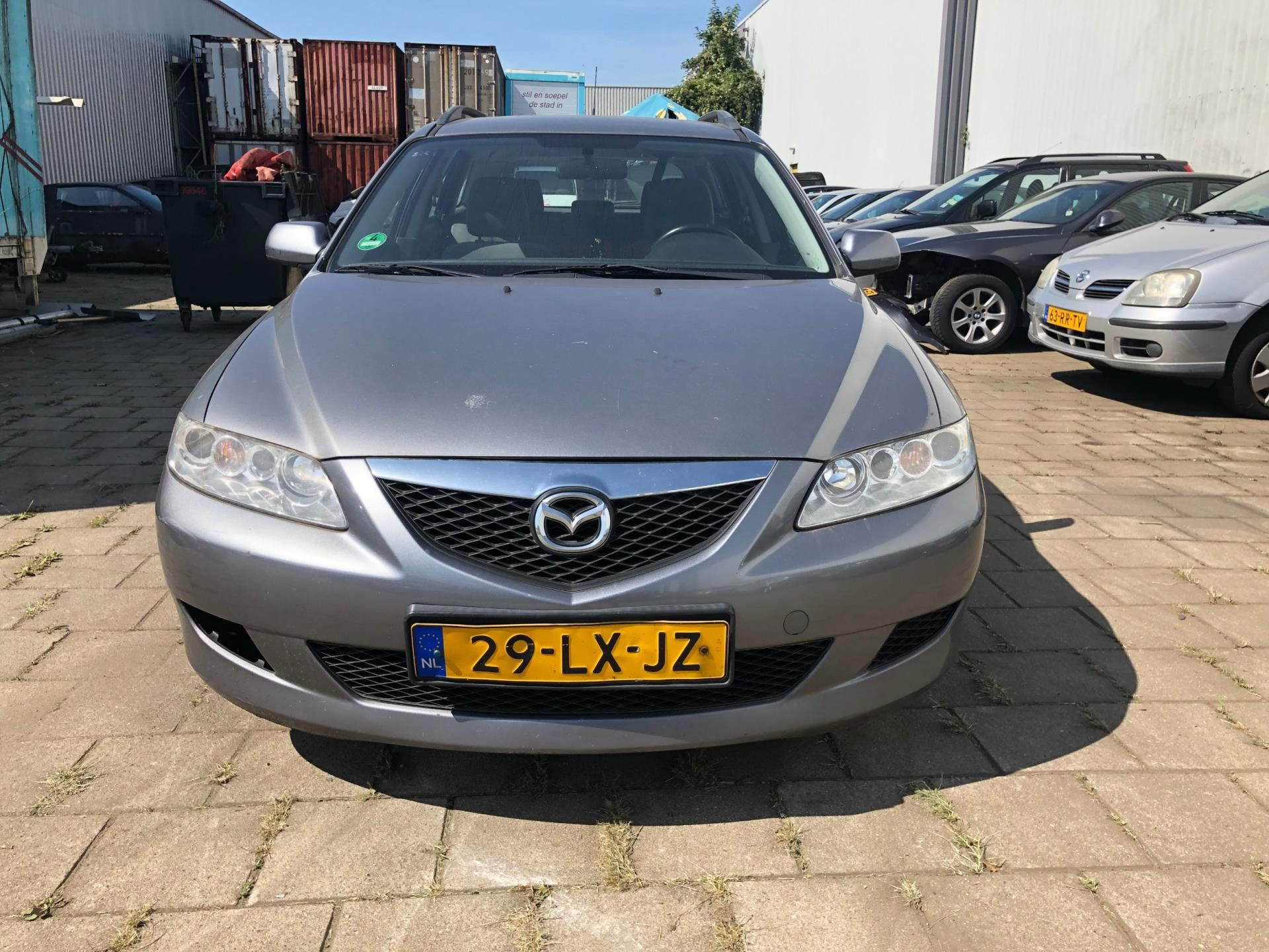 Mazda 6 Sportbreak occasion - Team Allround Venlo