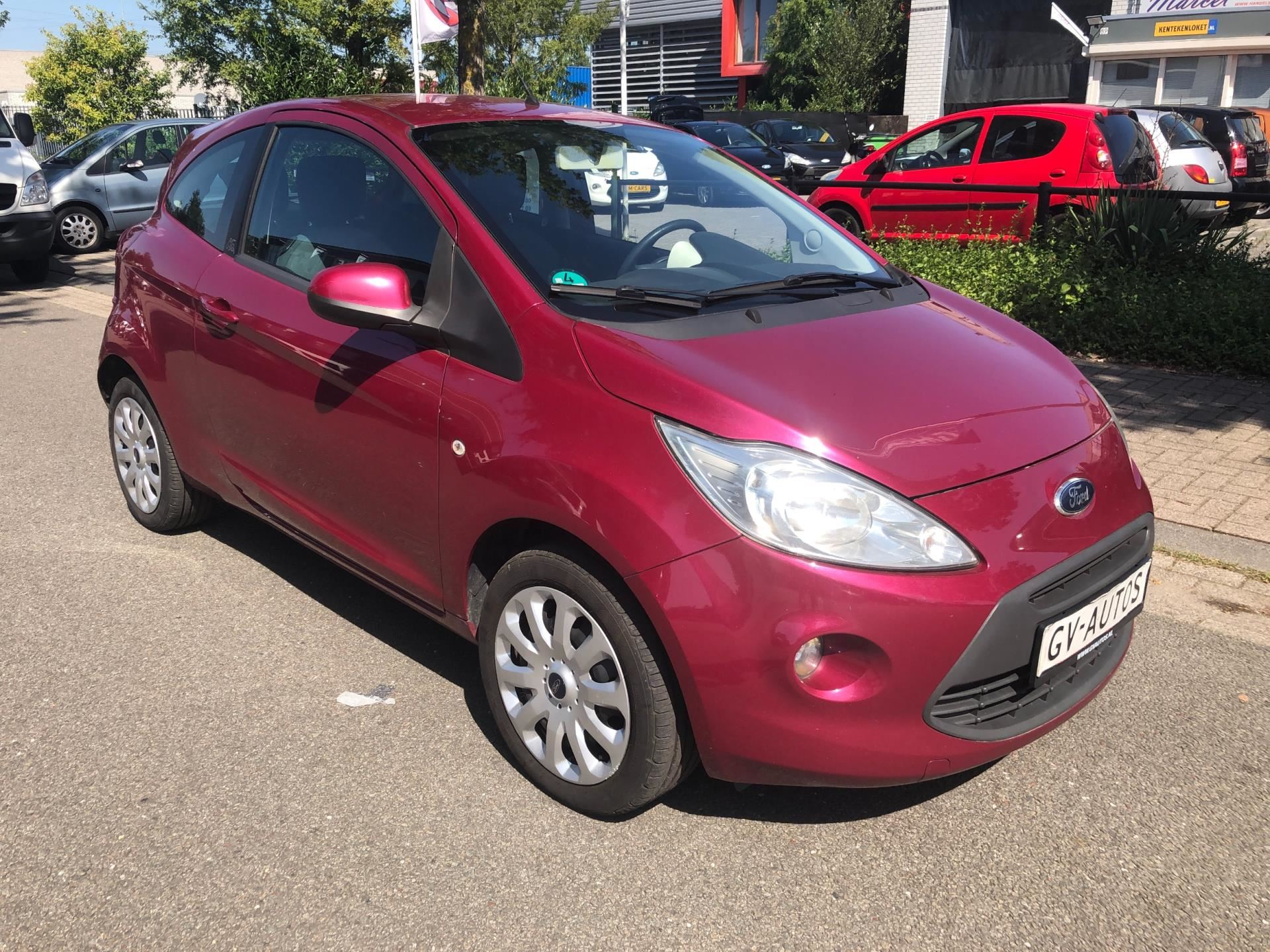 Ford Ka occasion - GV Auto's