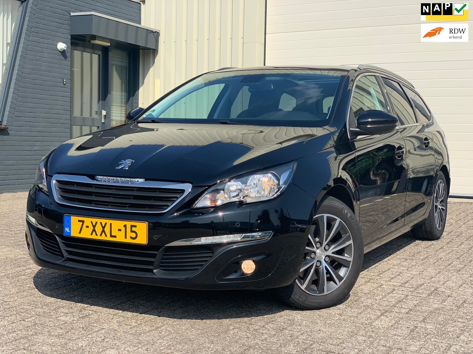 Peugeot 308 SW occasion - Ultimate Auto's