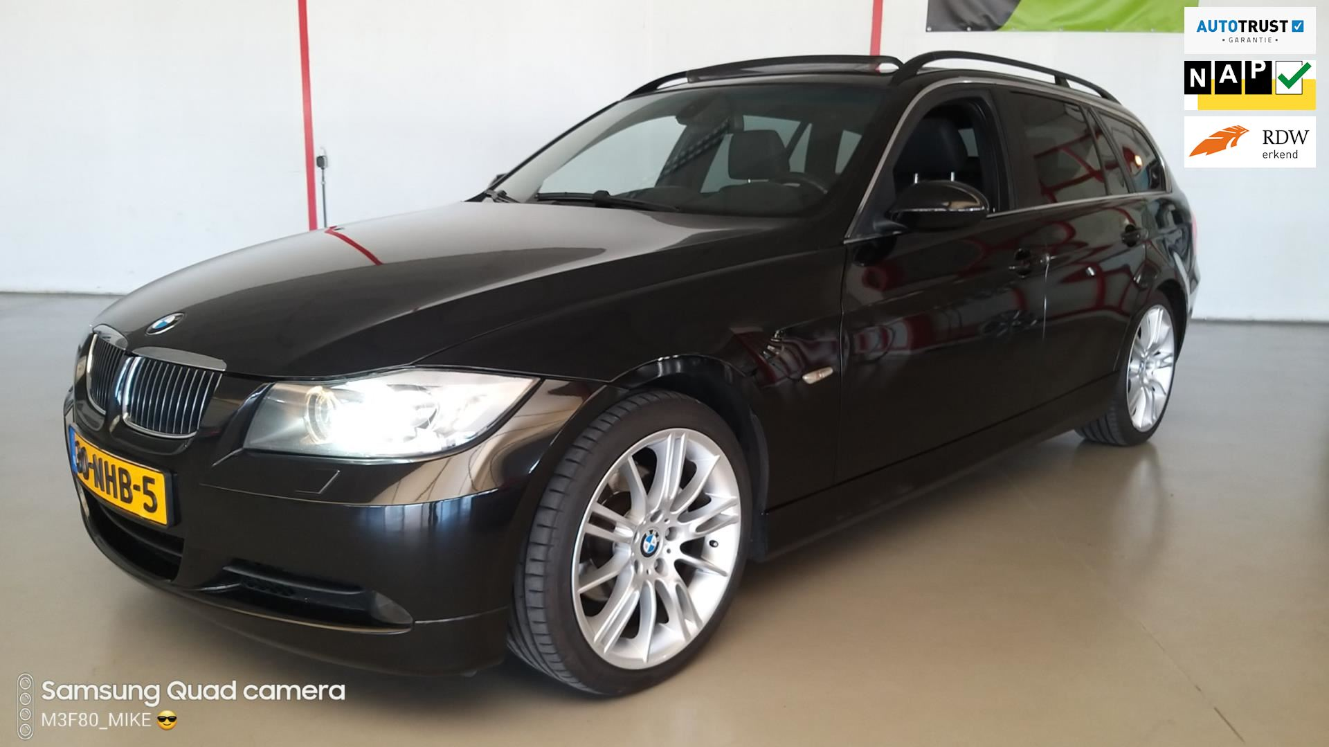BMW 3-serie Touring occasion - Autohuis Nowak Onderwater