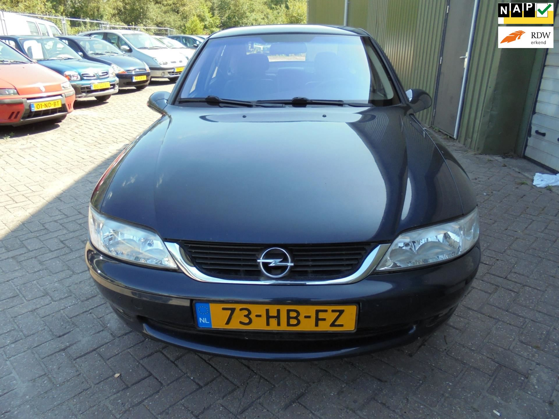 Opel Vectra occasion - Buhne Auto's