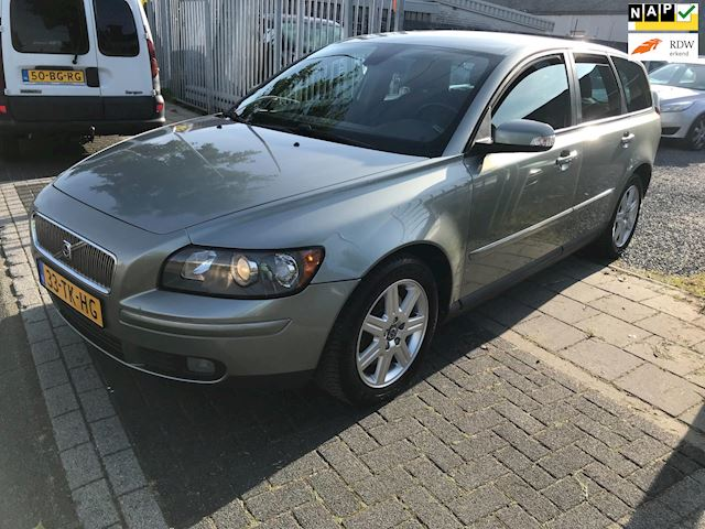 Volvo V50 2.0D Edition II