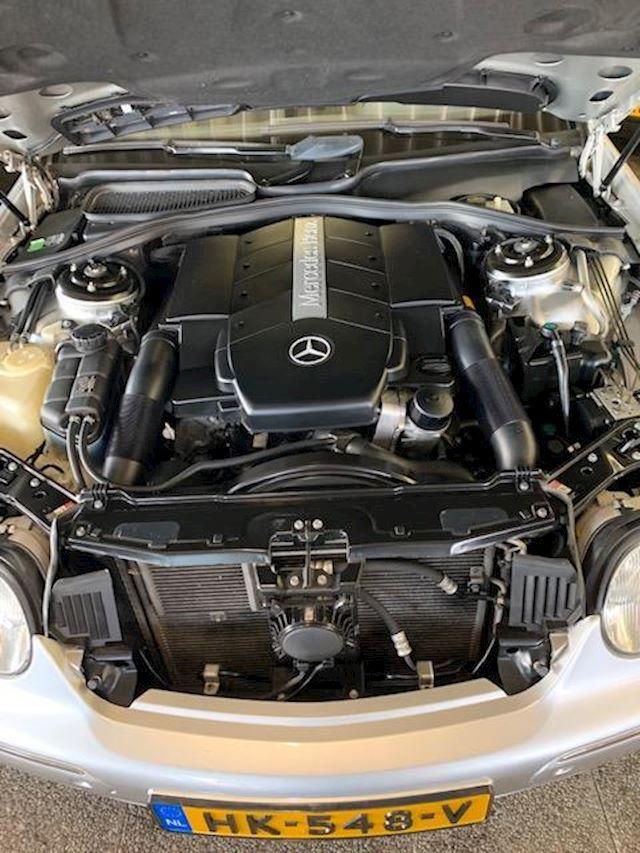 Mercedes-Benz CL-klasse 500 automaat