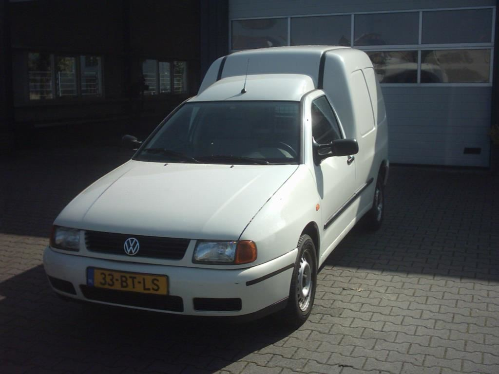 Volkswagen Caddy occasion - Garage H.B. Willemsen