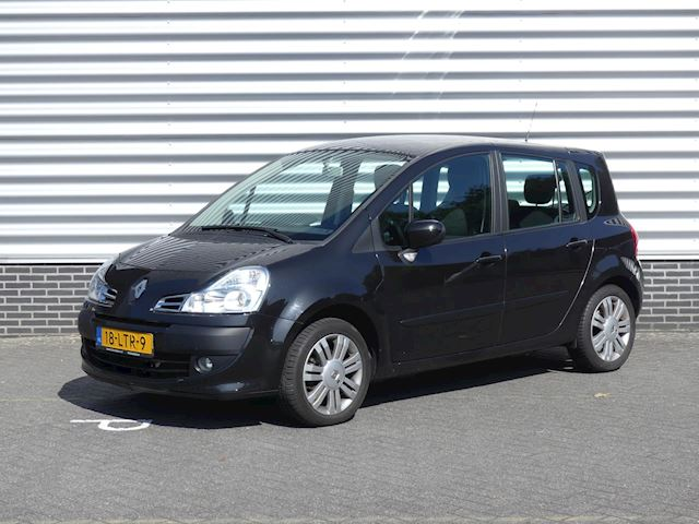 Renault Grand Modus 1.6-16V Exception Automaat, Airco, Trekhaak