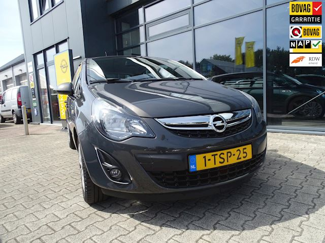 Opel Corsa 1.2-16V Design Edition TREKHAAK