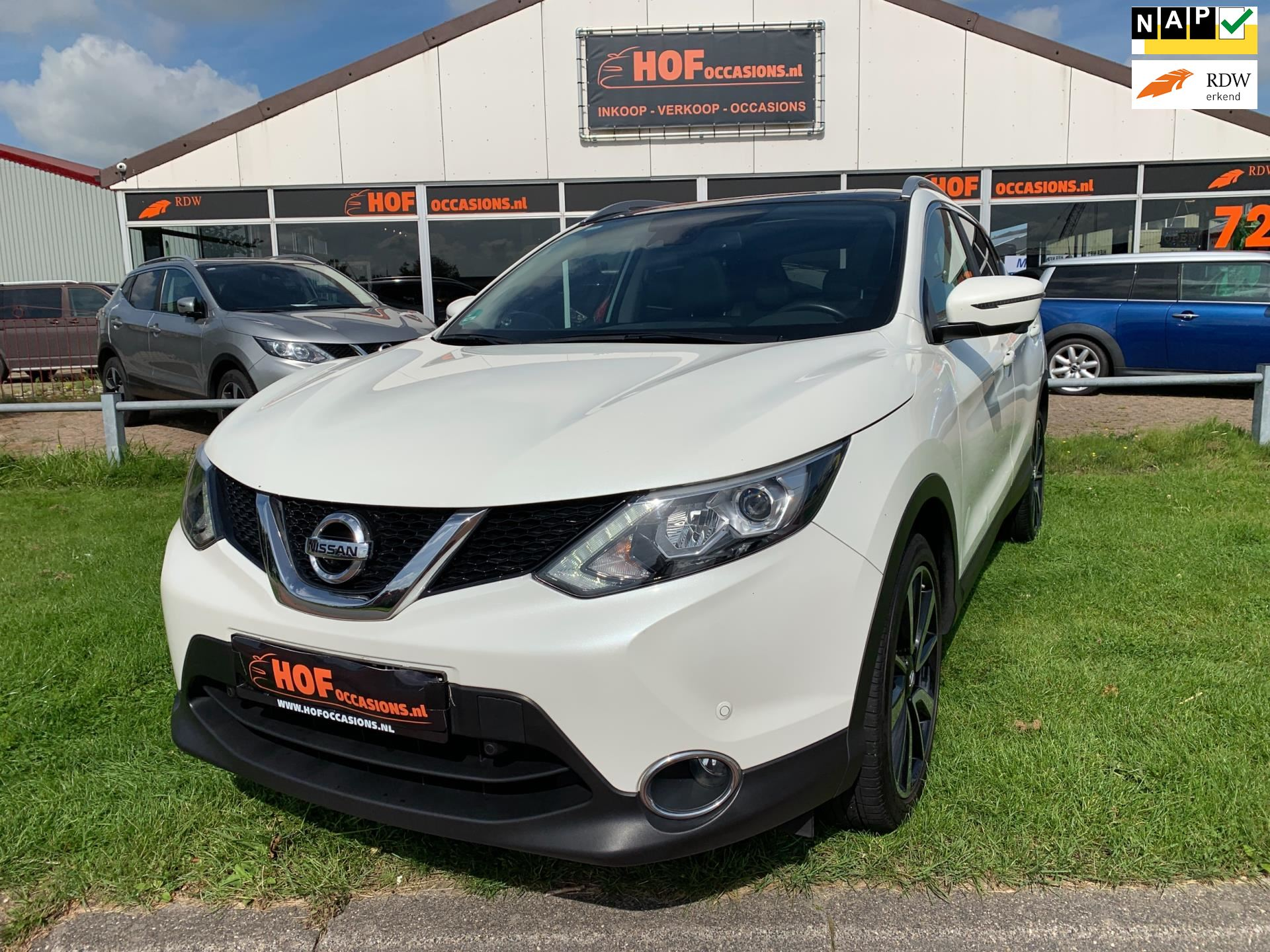 Nissan Qashqai occasion - Hof Occasions