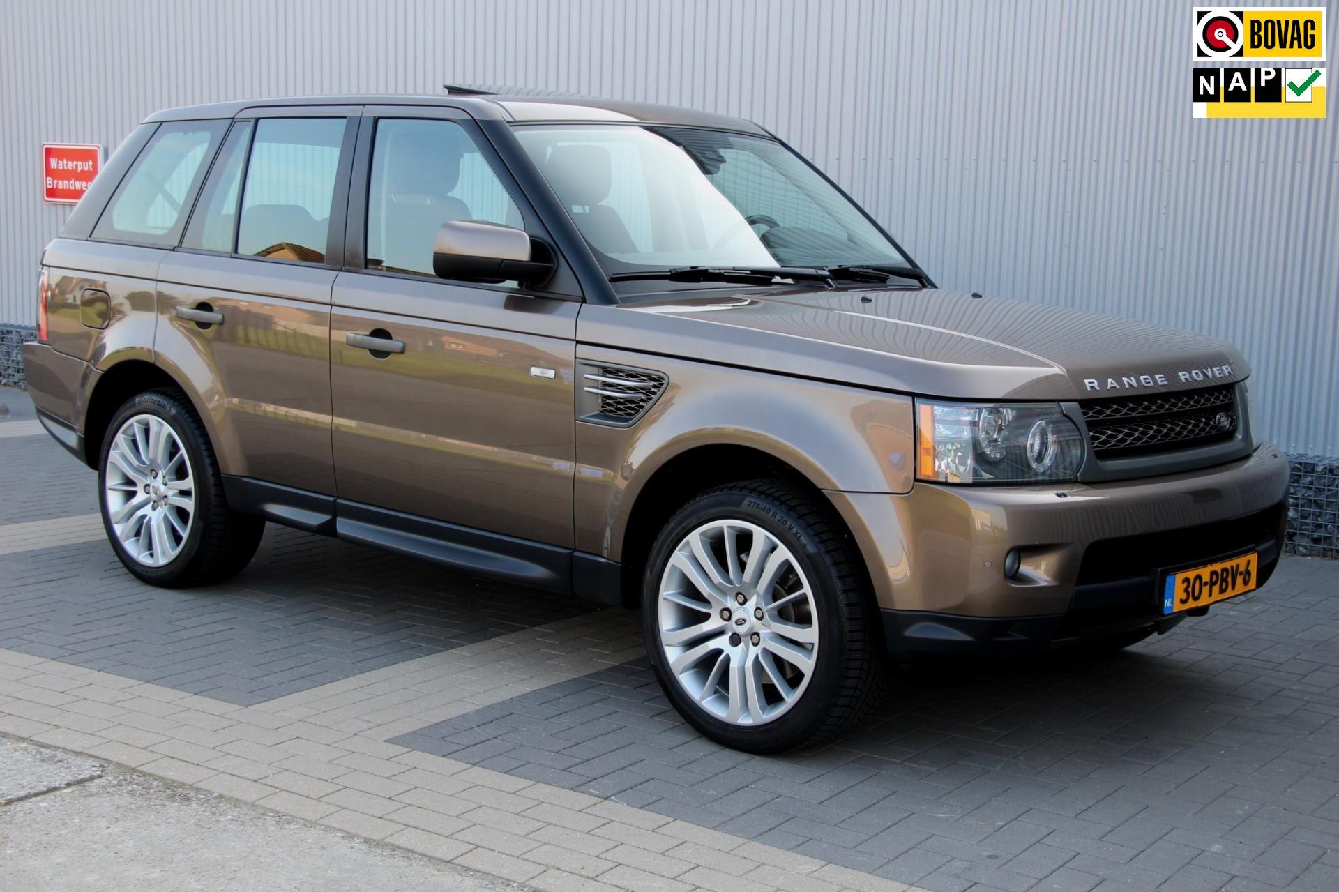 Land Rover Range Rover Sport occasion - BF Auto's