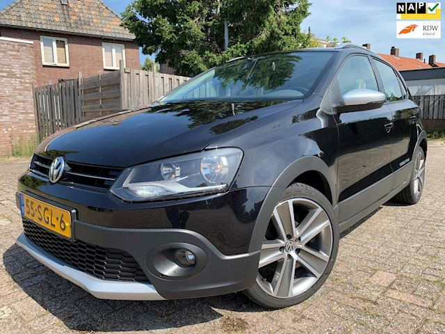 Volkswagen Polo 1.2 TSI Cross Automaat / Dealer auto
