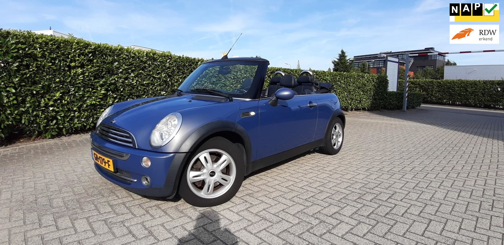 Mini Mini Cabrio occasion - YoungTimersHolland