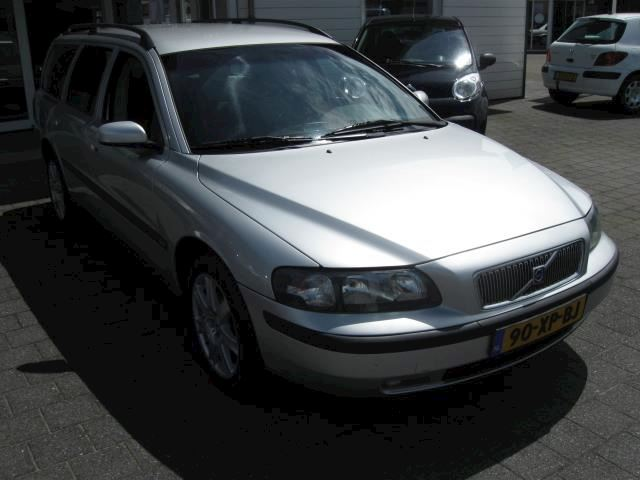 Volvo V70 2.4 D5 Geartronic Edition II