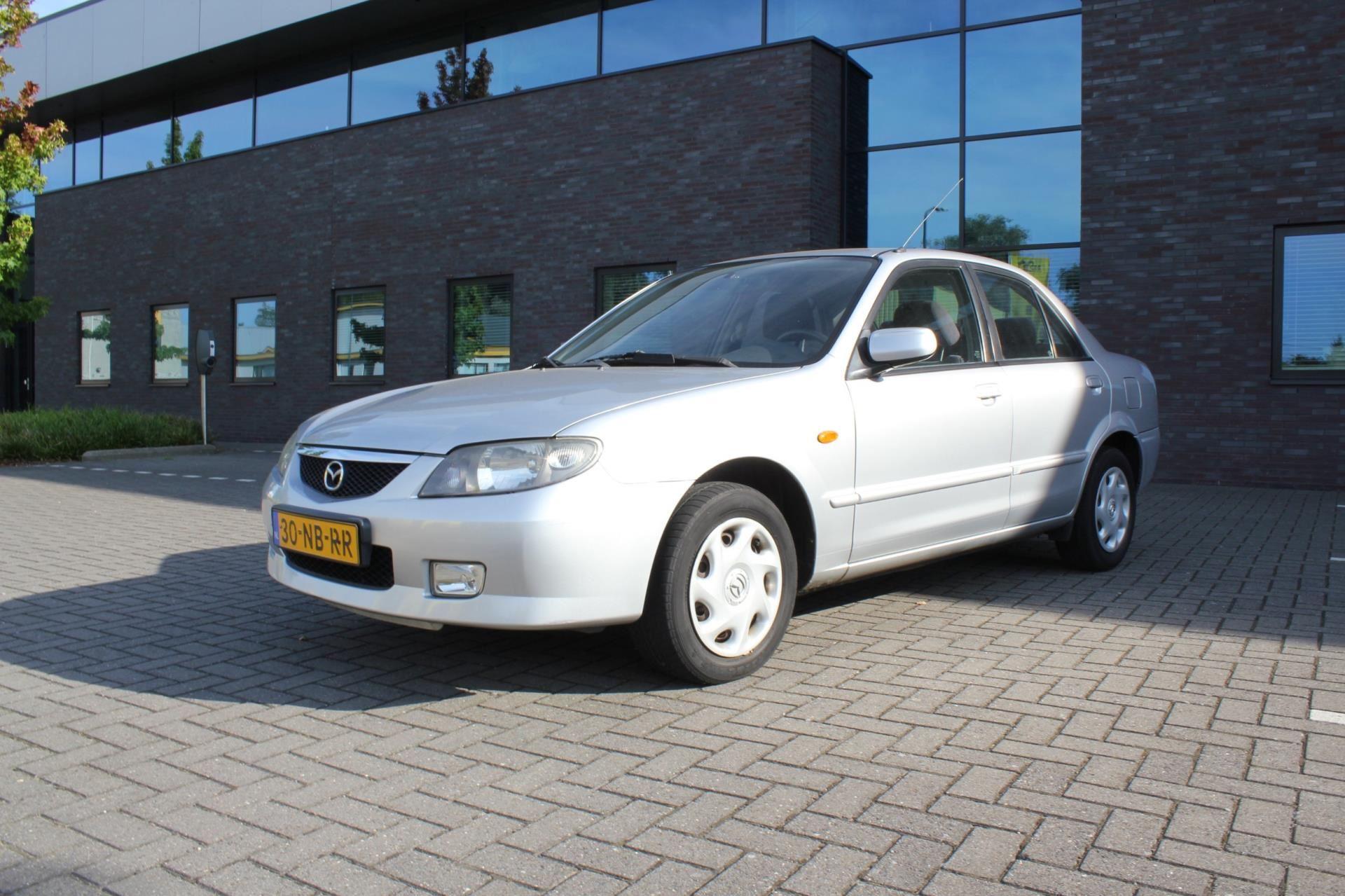 Mazda 323 occasion - Autoflex Grootebroek