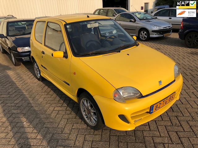 Fiat Seicento 1100 ie Sporting APK TOT 21-08-2020