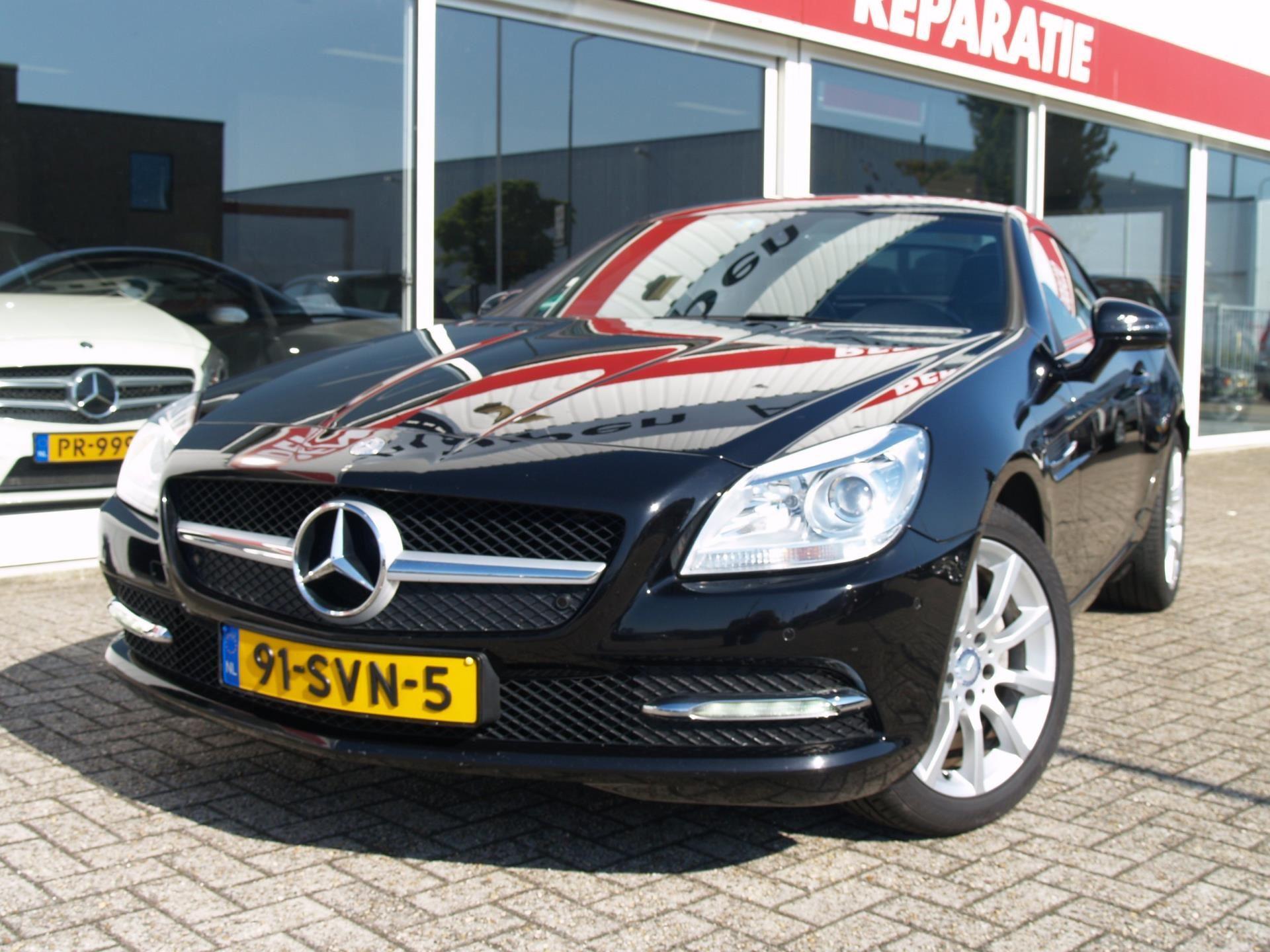 Mercedes-Benz SLK-klasse occasion - Schulpen Autoservice
