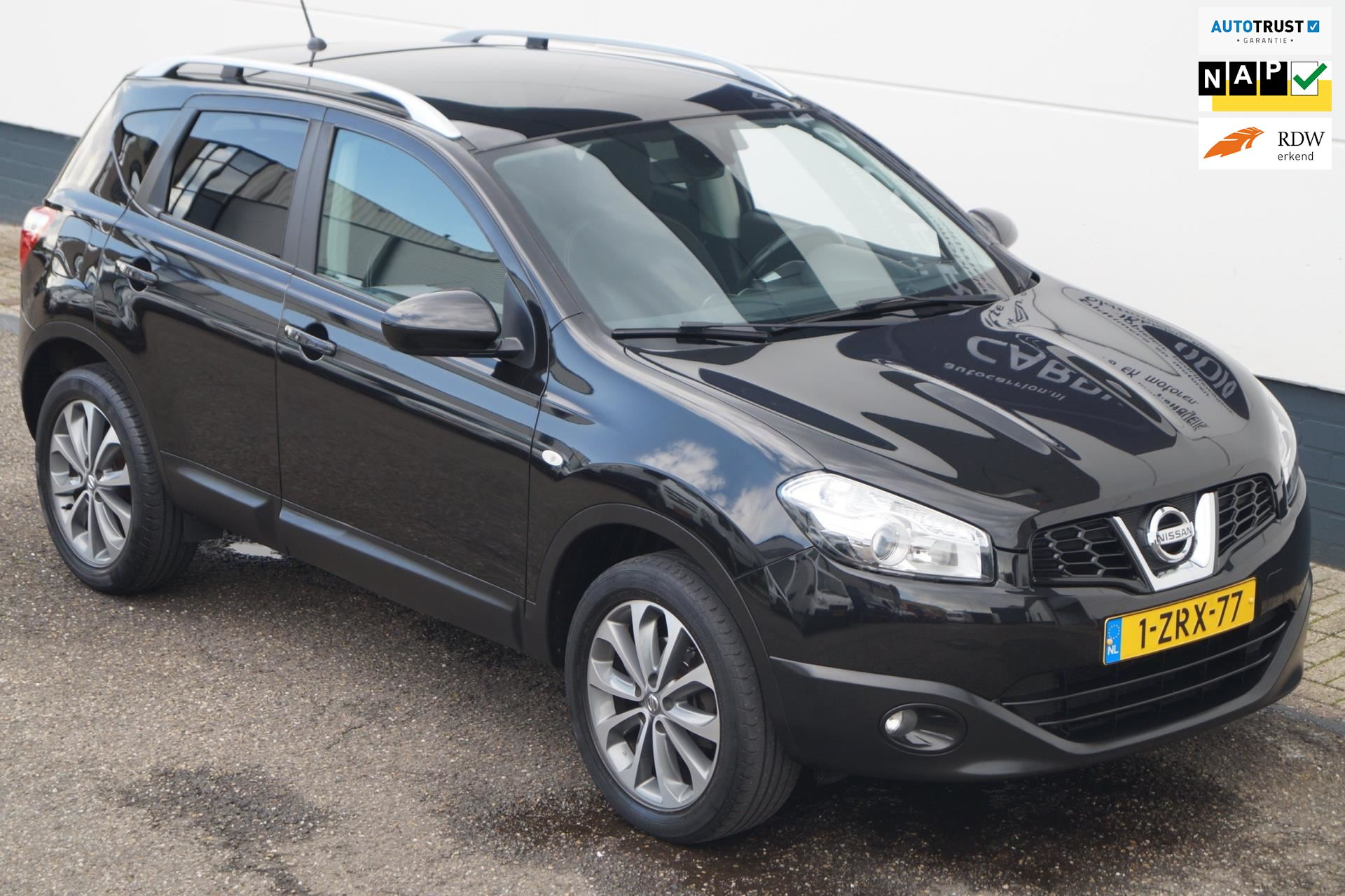 Nissan Qashqai occasion - CARRION