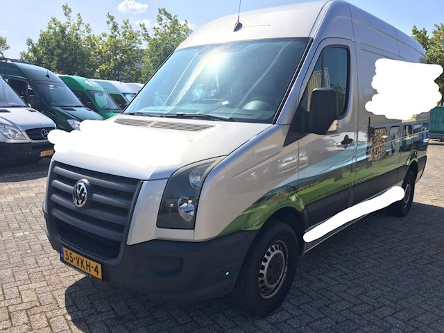 Volkswagen Crafter 28 2.5 TDI L2H2 AIRCO / 2007